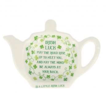 Clover Tea Bag Holder – May The Road