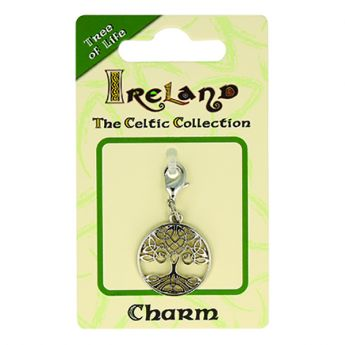 Celtic Collection Charm-Tree of Life