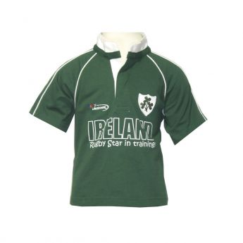 Baby Rugby Star Top